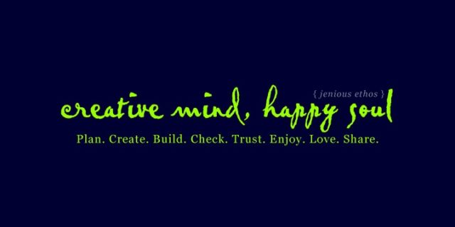 Creative Mind ~ Happy Soul