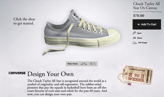Converse design your own #1