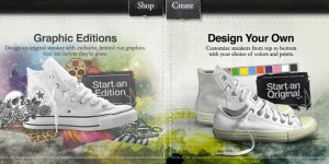 Converse Design Your Own