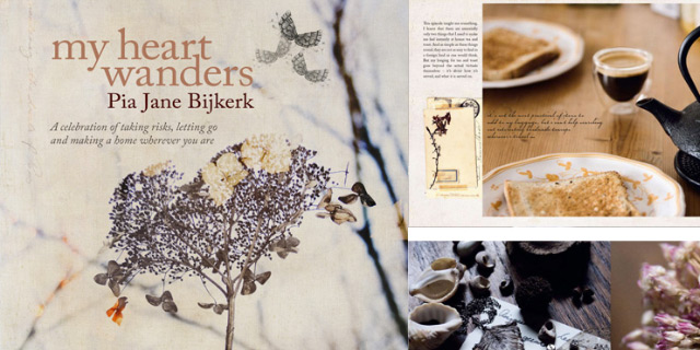 Books: My Heart Wanders by Pia Jane Bijkerk