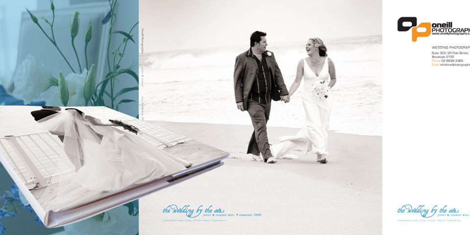 Wedding Albums ~ memory keepers