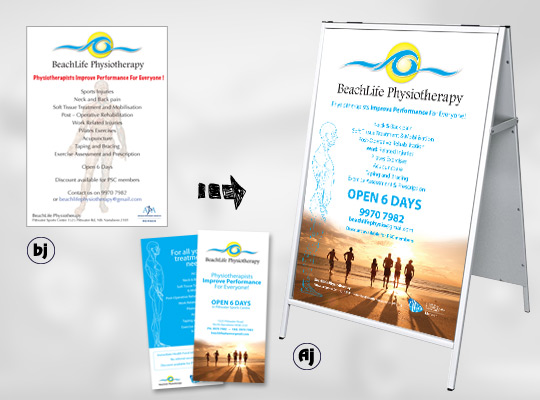 Before & After: Beachlife Physio