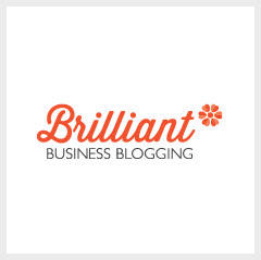 Brilliant Blogging Logo