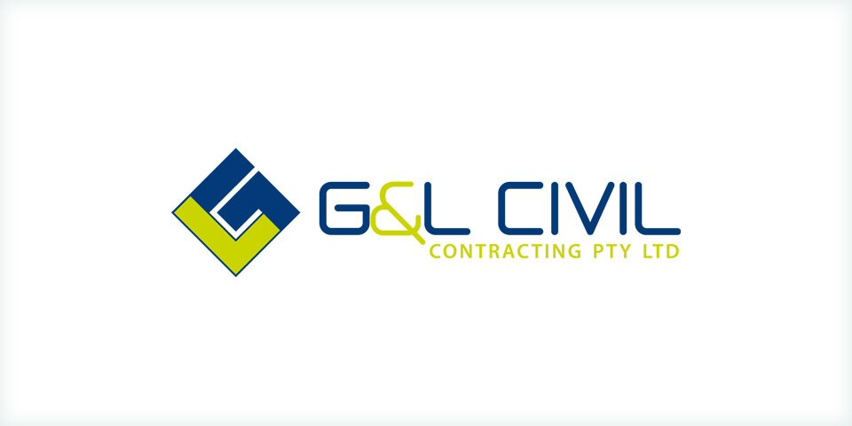 G&L Civil ~ solid branding
