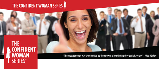 The Confident Women Series Facebook page