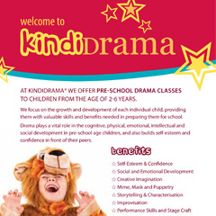 Kindidrama ~ inspiring the child
