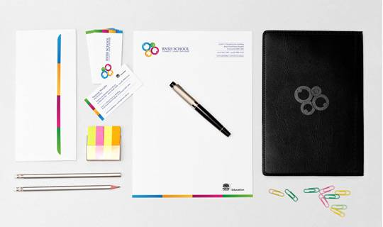 RNSH School Stationary Set