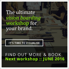 Book now for your place at CBs 'brand' workshop in June 2016