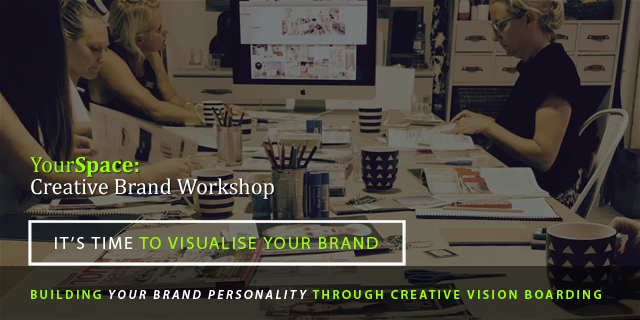 YourSpace: Creative Branding Workshop
