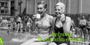 being there to help & inspire others